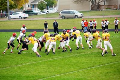 WMS 8th Grade Football 85