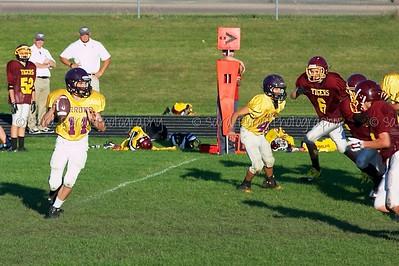 WMS 8th Grade Football 70
