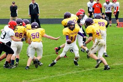WMS 8th Grade Football 86