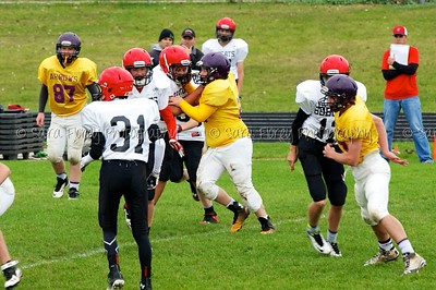 WMS 8th Grade Football 96