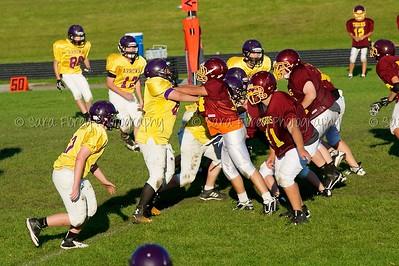 WMS 8th Grade Football 55