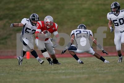 WSC Football vs Mines 10/24/10