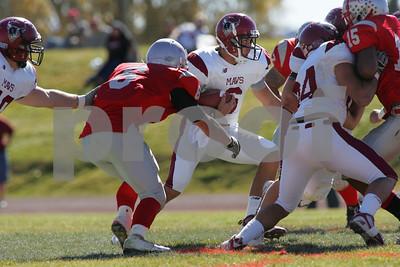WSC vs Mesa Football 10/17/09