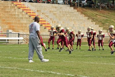 Walker Football 2008
