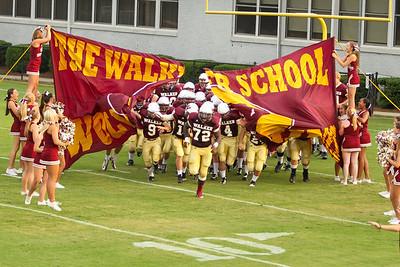 Walker Varsity Football 2012