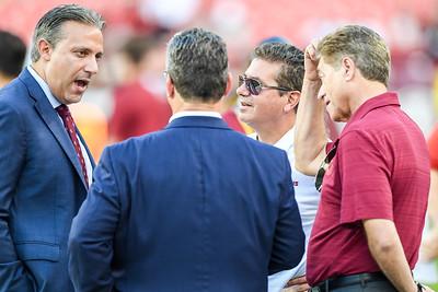 Jets vs Redskins Preseason 8.16.2018