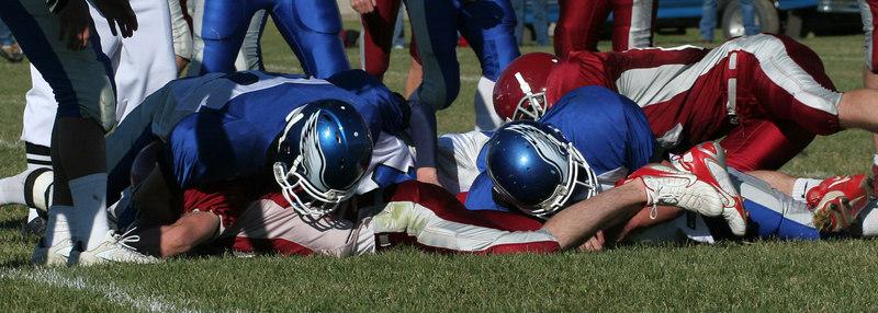 Waterville VS Soap Lake HS Football 10/21/2006
