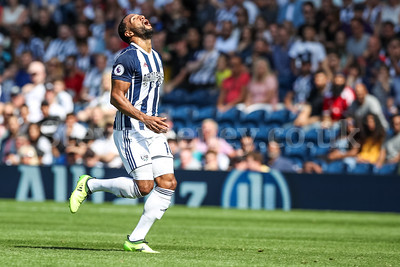 2017 EPL Premier League WBA v Stoke City Aug 27th