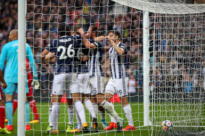 2017 EPL Premier League WBA v Watford Sep 30th
