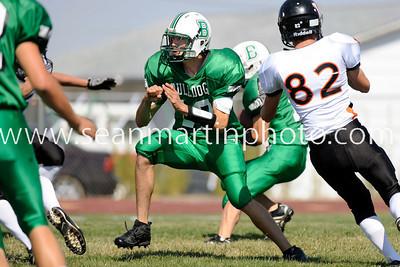 Wiggins at Byers 9-26-09