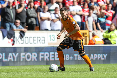 2017 Sky Bet Championship Wolverhampton Wanderers v Middlesbrough Aug 5th