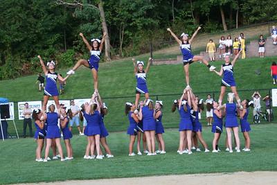 Woodridge Football and Cheerleading