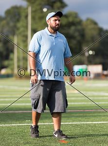 Yorktown @ Falls Church Freshman Football (11 Sep 2014)