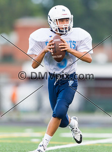 Yorktown @ Falls Church Freshman Football (11 Sep 2014)