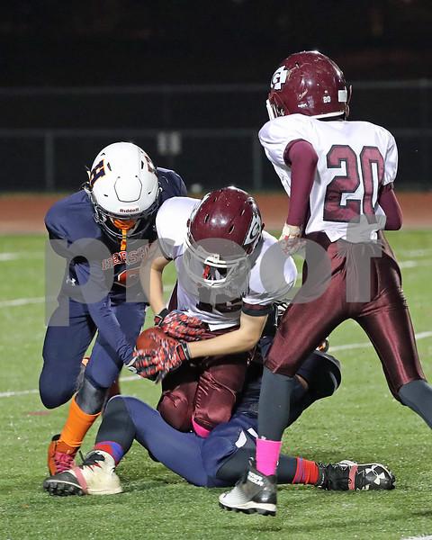 Oct 29 Hershey Midget Football 11