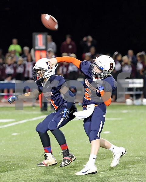 Oct 29 Hershey Midget Football 16