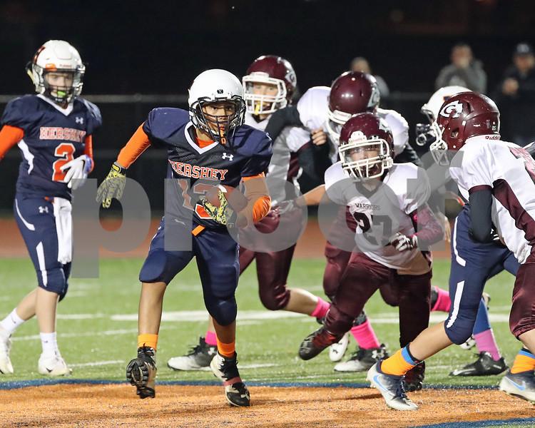 Oct 29 Hershey Midget Football 10