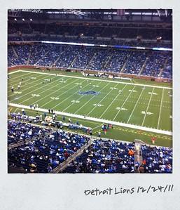 Football Stadium #4