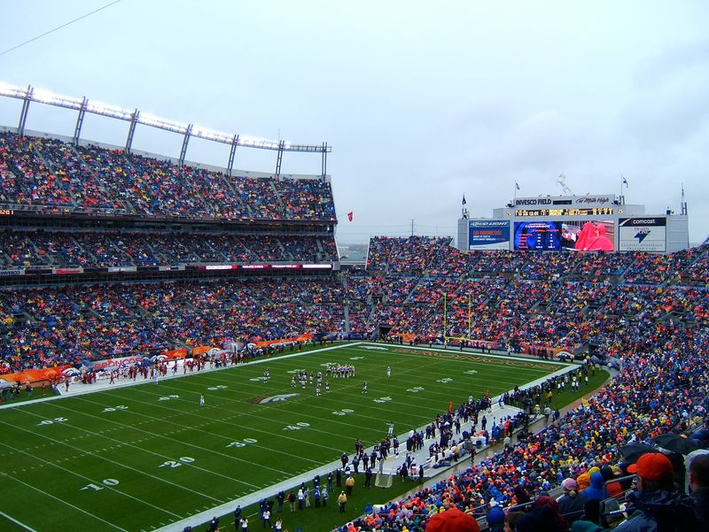 Denver vs. Washington<br /> Photo #2