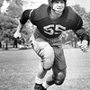 Robert G. Farris of Montgomery Alabama Playing Football.