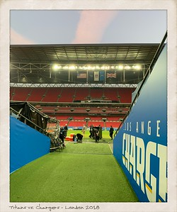London Game 2018