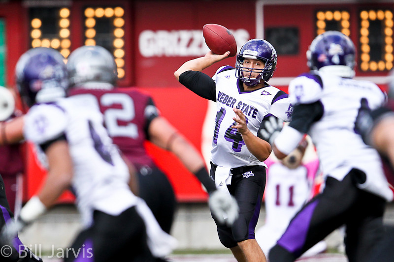 College Football University of Montana vs. Weber State University