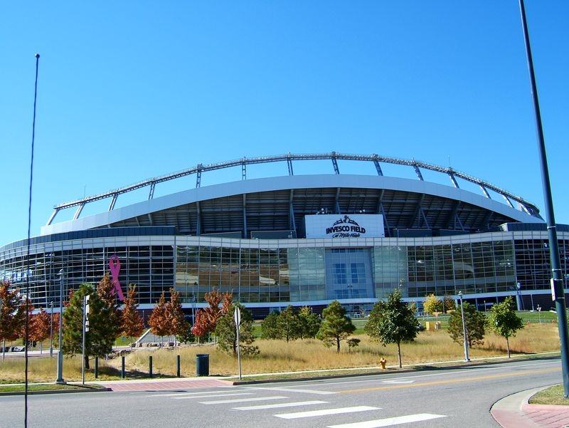 Invesco Field At Mile High<br /> Saturday October 8th 2005