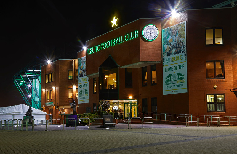 Event at Celtic Park - 6 December 2018