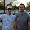 Training crew:  Paul Lindauer and Mark Streeter.