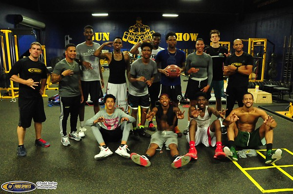 09-04-2016 Ford Sports Baskeball Workout