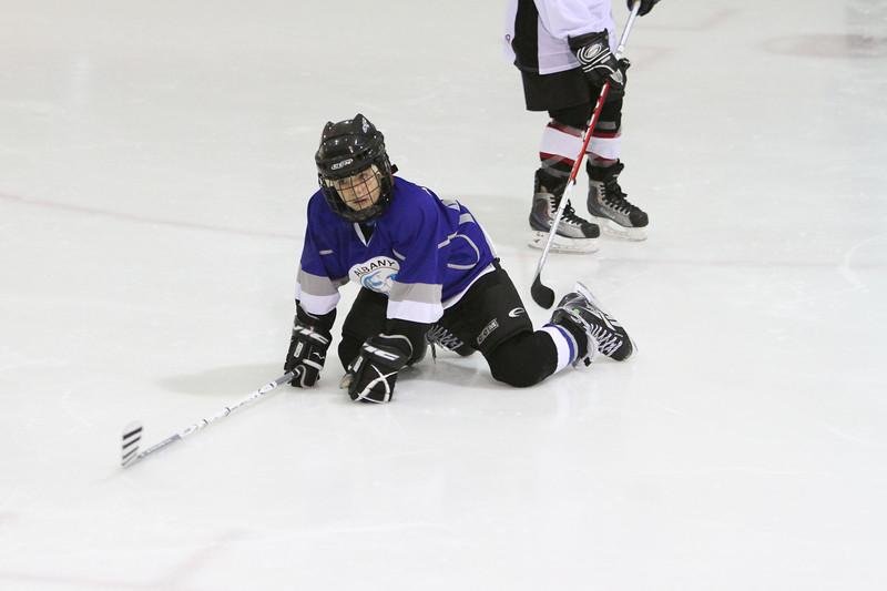 Atom Hockey in Moosonee: Fort Albany Islanders v. Moosonee Hawks.