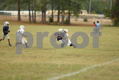 Fort Polk Cowboys Game 12Nov2011