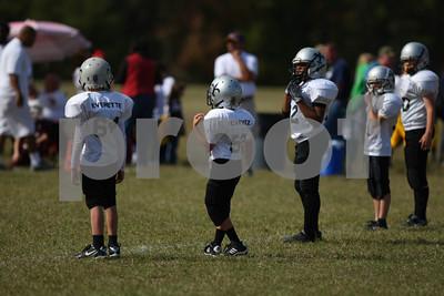 Fort Polk Saints Game Nov 11, 2011
