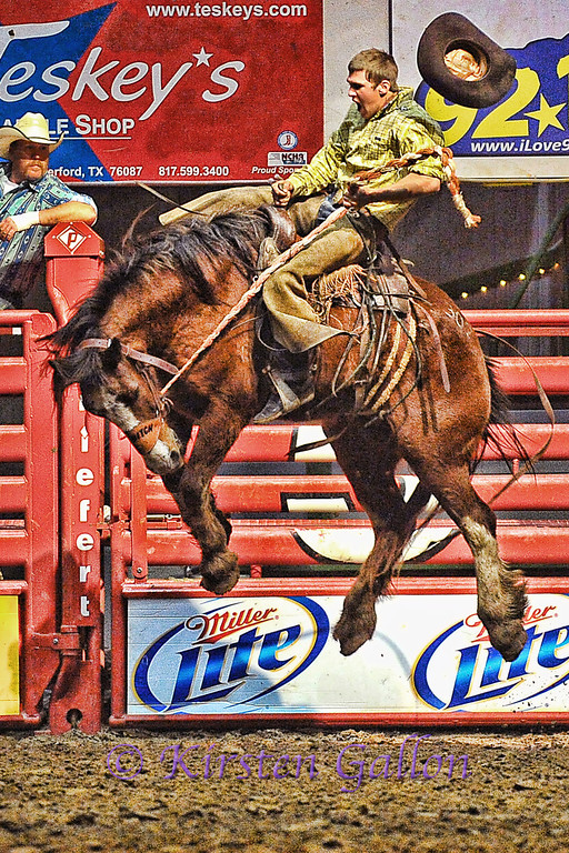 Fort Worth Rodeo 3.10.12