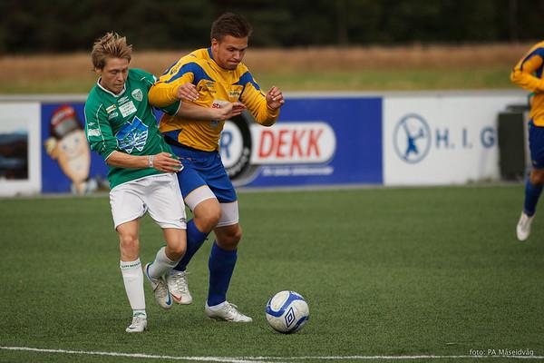 2012-08-20 Junior, seriekamp, MSIL-Brattvåg 4-8