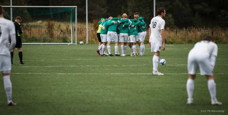 2012-08-30 Senior, seriekamp, MSIL-VanKam 2-0