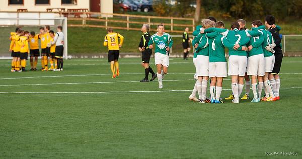 2012-09-27 Senior, seriekamp, Skodje-MSIL 4-2