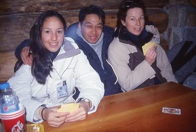 France - Les Deux Alpes, Wintersport 2002
