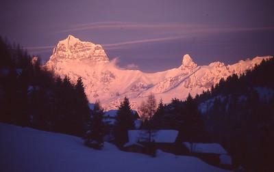 France - Les Trois Vallée, Wintersport 2005