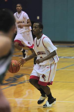 Franklin Pierce Basketball vs Port A
