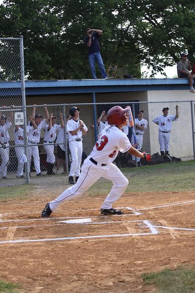 2009 14 U Babe Ruth Championship game 7-21-09_2444