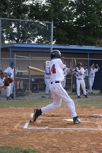 2009 14 U Babe Ruth Championship game 7-21-09_2468