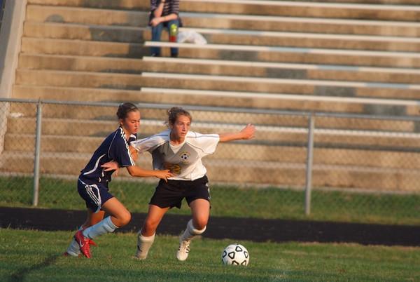 Frederick Catoctin Girls Varsity Soccer 2008