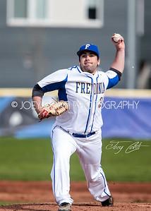 Fredonia State vs. Cortland Baseball