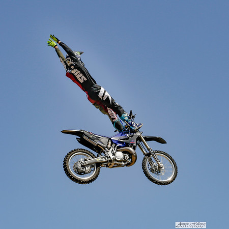 Jake Smith - Freestyle FMX Monster Experience at 2nd Street by Annette Holloway Photography