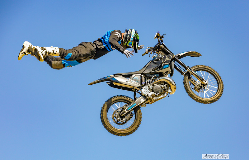 Jeff Griffin - Freestyle FMX Monster Experience at 2nd Street by Annette Holloway Photography