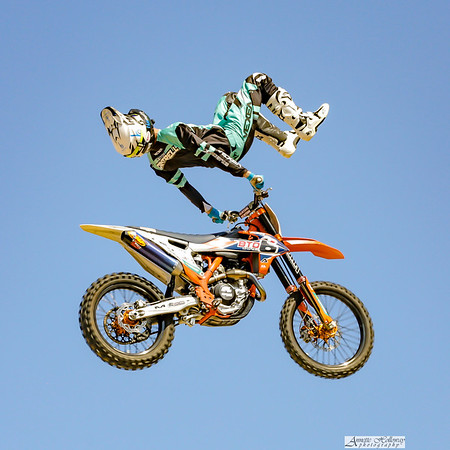 Destin Cantrell - Freestyle FMX Monster Experience at 2nd Street by Annette Holloway Photography