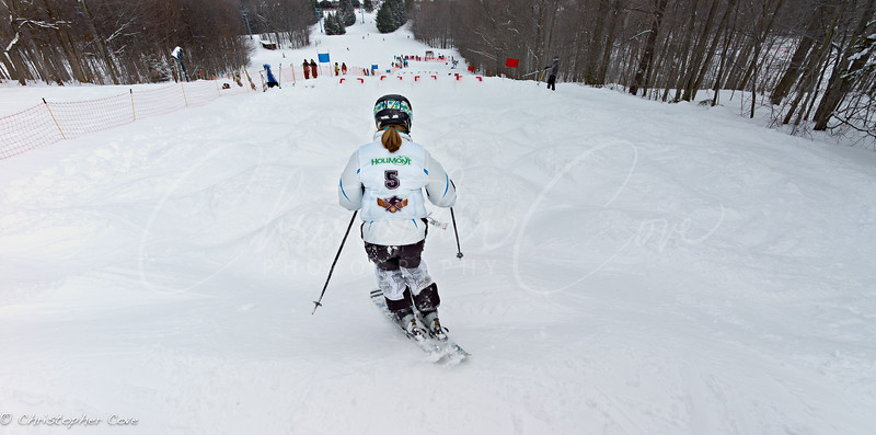 Maggie Ryan at the Start