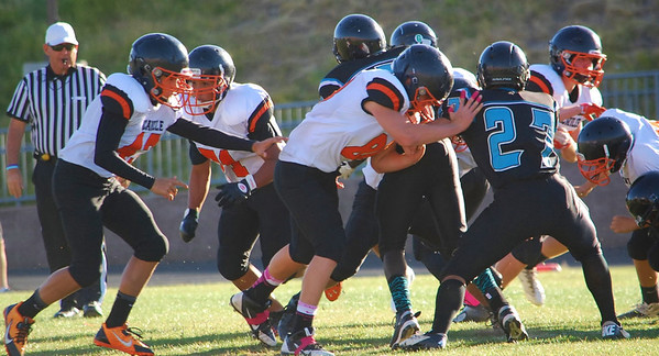 Vacaville at Deer Valley - Freshman 2013