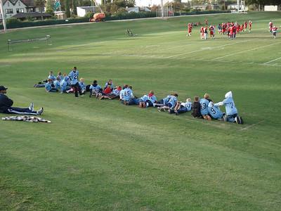 fresno state practice 10-27-09
